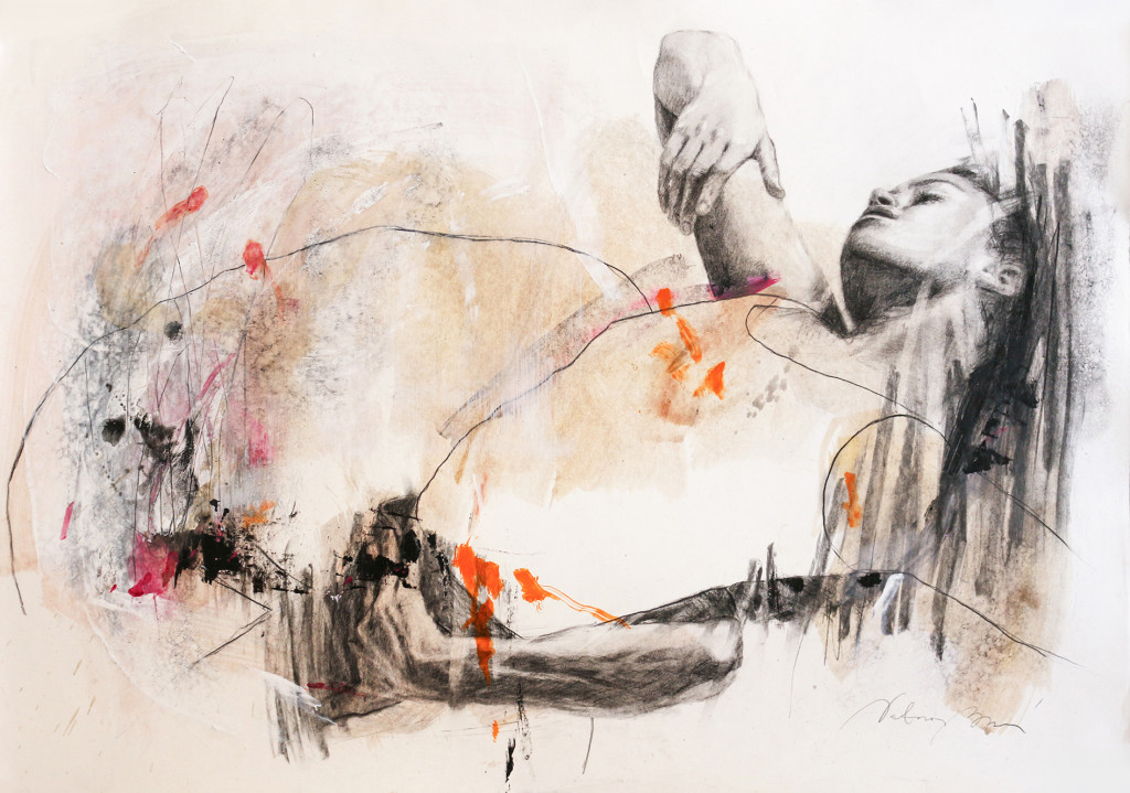 figure-3-charcoal-and-oil-on-paper-50x70-cm