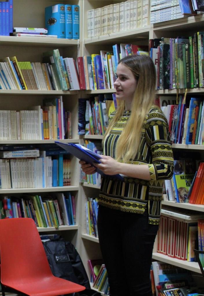 Kroz priču o ljudima i krajevima provela nas je naša  Ela Mijatović.